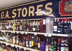 IGA liquors