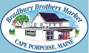 Bradbury Brothers Market, Cape Porpoise,Kennebukport Maine